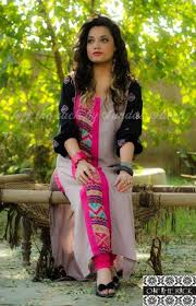 off the rack by sundas saeed beautiful winter dresses 2013 for women