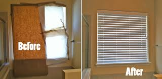 new home window transformation with wonderful blinds made in the