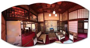 japanese traditonal inspired house interior decor picture