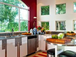 Kitchen Garden Window Ideas by Kitchen Window Treatments Ideas Hgtv Pictures U0026 Tips Hgtv