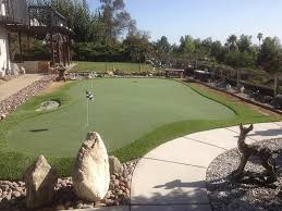 Backyard Putting Green Designs by Premium Artificial Grass Backyard Putting Greens