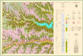 Map Of Lawrence Kansas Kgs Geologic Map Russell Large Size