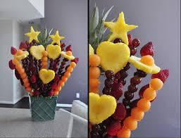 edible boquets better than flowers