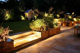 Outdoor Backyard Lighting Landscape Lighting Yardley Newtown New Lower Makefield Pa