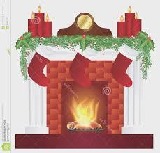 fireplace best cartoon christmas fireplace amazing home design