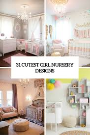 design nursery 31 cutest and most chic girl nursery designs to get inspired digsdigs