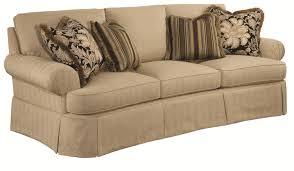 Kincaid Furniture Danbury Traditional Conversation Sofa With