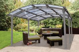 Do It Yourself Patio Cover by Poly Tex Arcadia Carport Patio Cover Kit Hg9100 On Sale Now
