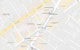 Culver City Map Why Are So Many Restaurants Closing In Culver City Los Angeles