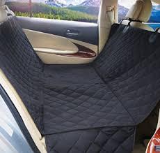 rabbitgoo waterproof pet back seat cover protector rear seat