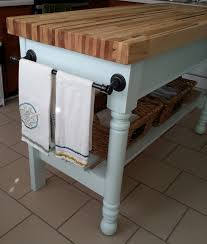 15 diy butcher block projects lovely spaces photo source pinterest