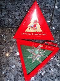swarovski ornaments 1991 catawiki