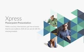 Xpress Powerpoint Template 63886 Powerpoint Theme