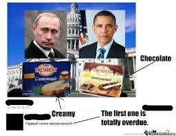 Obama Putin Meme - putin and barak obama by justarussianguy meme center