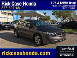 honda certified cars preowned cars certified used cars rick honda
