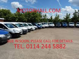 used white renault trafic for sale south yorkshire