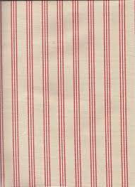 marina stripe in coral color on a soft taupe background for