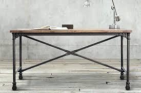 restoration hardware flatiron table restoration hardware desk chair office chair renovation aviator desk