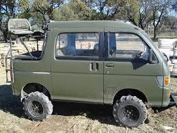 Daihatsu 4x4 Mini Truck For Sale Mini Truck 4x4 My Watson 4x4 Minis And Cars