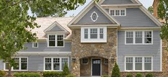 interesting exterior house colors blue in inspiration decorating