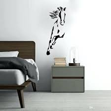 articles with 3d wall decor bamboo wall panels tag wall decor 3d wild running horse art vinyl wall sticker animal creative wall decal for home decor wall decor