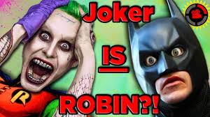 film theory is squad u0027s joker actually batman u0027s boy wonder