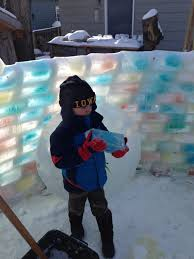 How To Build An Igloo In Your Backyard - uncategorized u2013 build the ice fort today