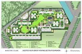master plan assotech blith at sector 99 gurgaon dwarka