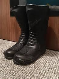 motorcycle boots uk no fear motorbike boots men u0027s uk 10 in stockton on tees county