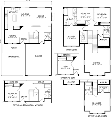 Floor Plans For 2 Story Homes by The Stoneridge Encore New Homes For Sale Id Wa Or