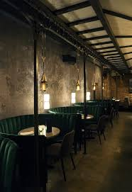 idee deco bar main dining room at jue lan club in nyc restaurant designed by