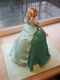 elsa barbie cake tutorial u2013 celebrations of hope