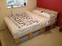 photo awesome queen bed headboard beautiful diy pallet bed 99