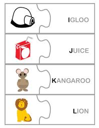 freebie toddler pre k letter word matching printable game pdf