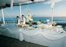 Wedding Venues In Orange County Ca Seaside Celebration In Orange County California Inside Weddings
