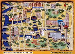 Chicago Riverwalk Map by Maps Update 21051488 San Antonio Tourist Attractions Map