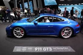 new manual only porsche 911 gt3 touring package offers more for free