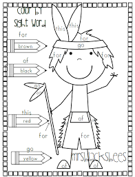 10little indians coloring page pow wow fête amérindienne