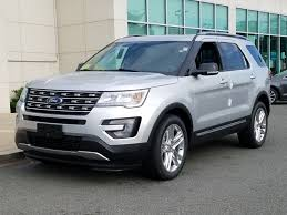 New 2017 Ford Explorer For Sale Or Lease Saugus Ma Near Peabody