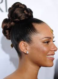 different hairstyles in buns lovely bun hairstyles for long hair