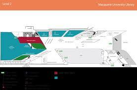 floor plan level 2 macquarie university