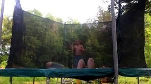 first backyard trampoline wrestling federation match for the btwf