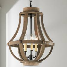 Wood Iron Chandelier Rustic Wooden Wrought Iron Chandeliers Shades Of Light Pertaining