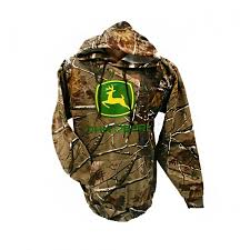 what is the best john deere camo sweatshirt