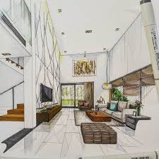 56 best watercolor render images on pinterest interior rendering