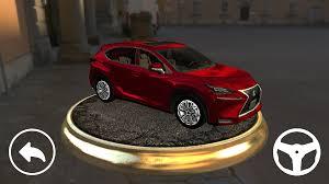 lexus virtual drive app cars u2013 android games