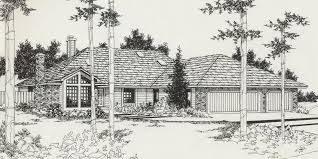 one floor plans with two master suites house plans with in suite or second master bedroom