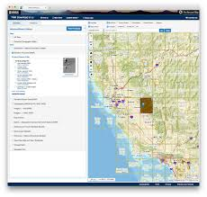 National Map Viewer Qgis How To Merge Usgs Contour Data From Files Into State