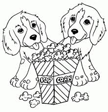 100 ideas dogs to color and print on emergingartspdx com