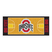 Ohio State Runner Rug Fanmats Ncaa Ohio State Orange 2 Ft 6 In X 6 Ft